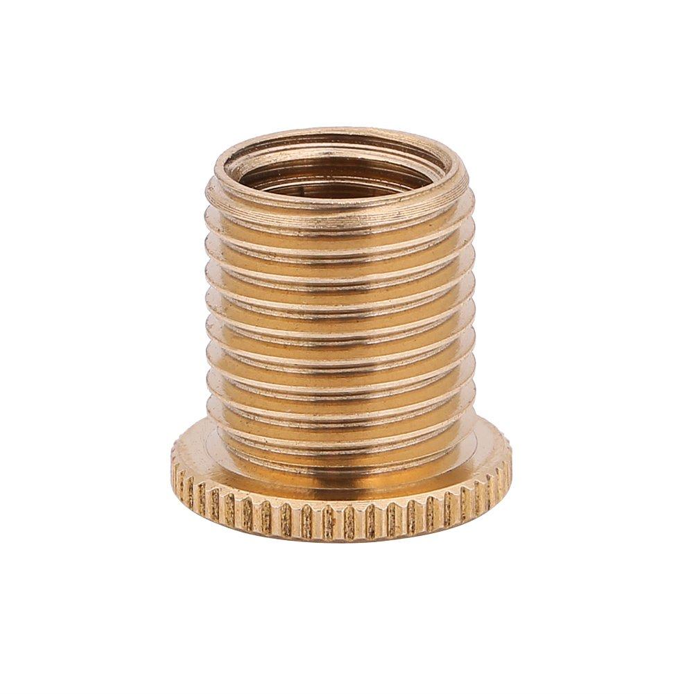 Keenso Schaltknauf Gewinde Adapter Universalmetrik-Auto-Gang-Stock-Knopf-Thread-Schrauben-Adapter-Halter M12 1.25 10*1.25
