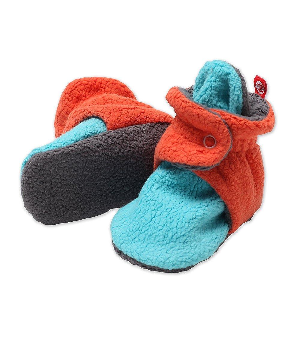 Zutano Unisex-Baby Newborn Cozie Fleece Bootie 5052901636