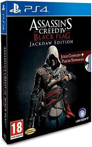 Assassins Creed 4: Jackdaw: Amazon.es: Videojuegos