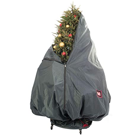 Christmas Tree Storage Bag.Amazon Com Upright Tree Storage Bag 9 Foot Christmas