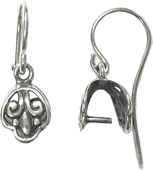 NEW 100 Pcs 925 Sterling Silver Handmade Hooks Coil Ear Wire Earrings Leverback
