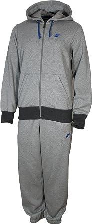 Nike - Chándal con capucha y cremallera, algodón y poliéster, color ...