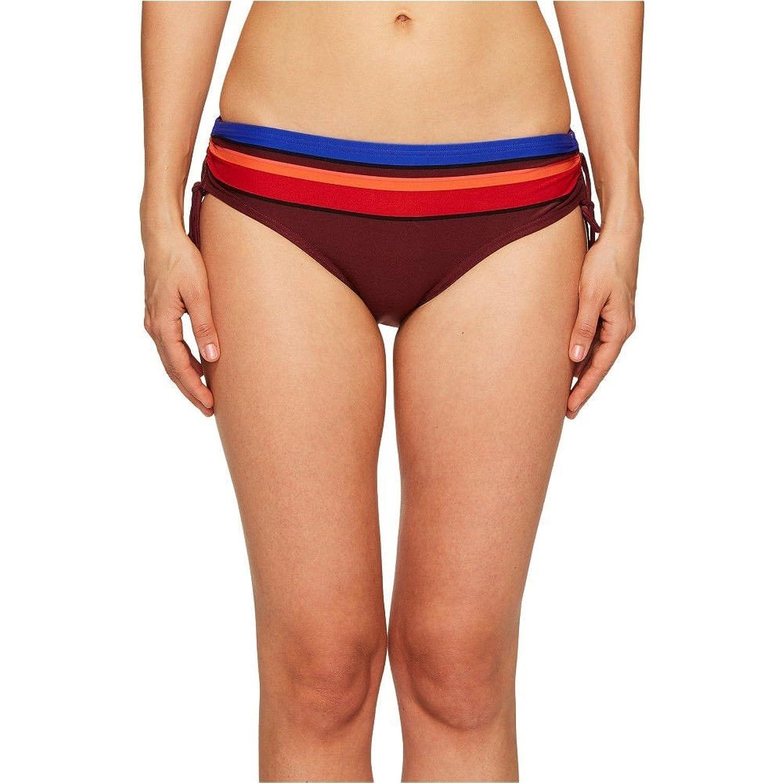(ケイト スペード) Kate Spade New York レディース 水着ビーチウェア ボトムのみ Miramar Beach #59 Adjustable Hipster Bikini Bottom [並行輸入品] B078TG8BLH Large