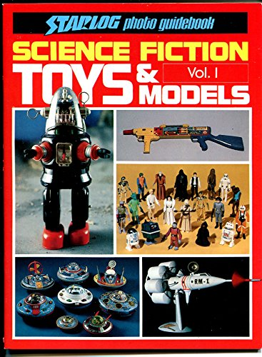 Science Fiction Toys & Models #1 1980-Starlog-1st issue-ray guns-rockets-NM
