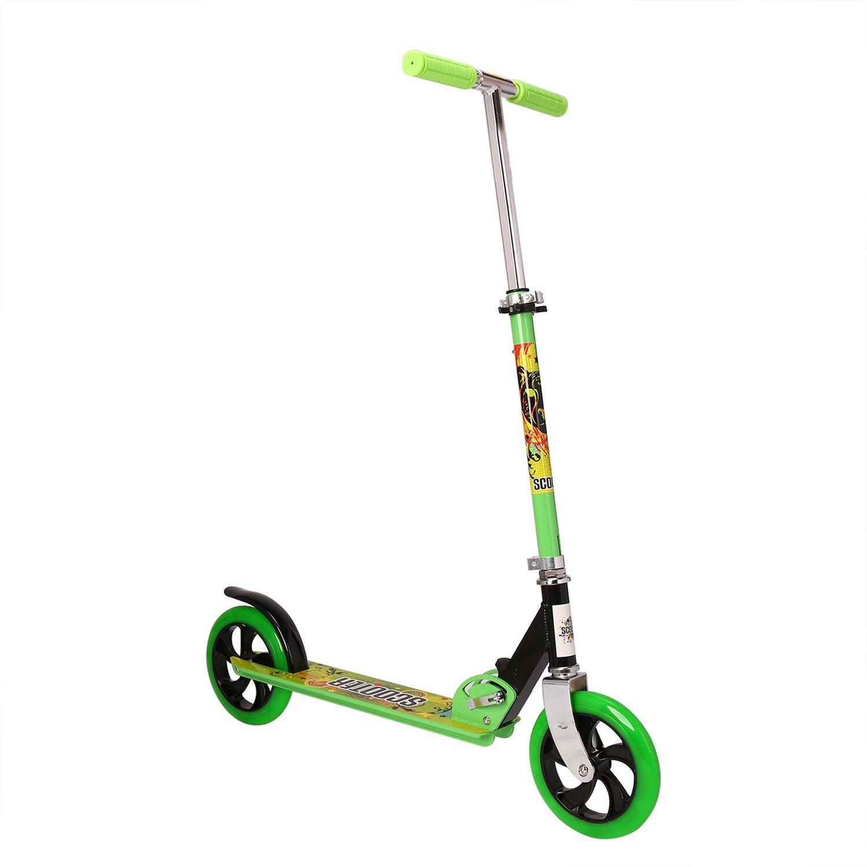 Cimiva Patinete Patinetes de Trucos y Saltos Patinete Para Niño Kids Scooters