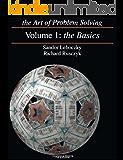 The Art of Problem Solving, Vol. 1: The Basics  (English Edition)