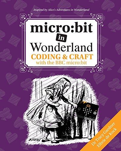 Micro  Bit In Wonderland  Coding   Craft With The Bbc Micro Bit  Microbit