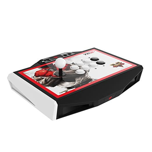 Mad Catz Street Fighter V Arcade Fightstick Te2 For Playstation4 And Playstation3 By Mad Catz Games