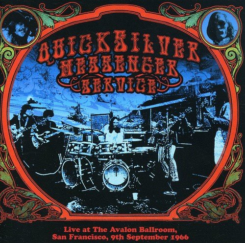 Live at the Avalon Ballroom, San Francisco 1966