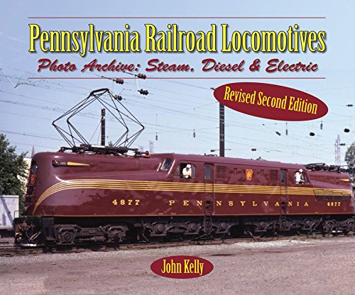 d Locomotives: Photo Archive: Steam, Diesel, and Electric ()