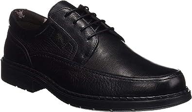 TALLA 42 EU. Fluchos Clipper, Zapatos de Cordones Derby Hombre