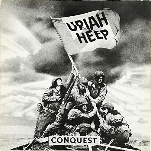 Uriah Heep: Conquest (180g) [Vinyl LP] (Vinyl)