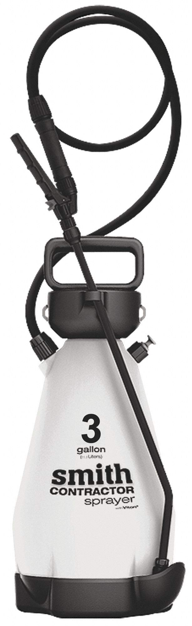 Shoulder Strap Sprayer, Polyethylene Tank Material, 3 gal, 40 psi Max Sprayer Pressure by DB SMITH