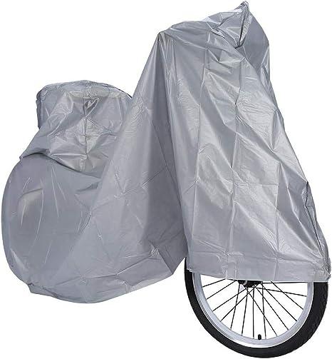 Tbest Funda Bicicleta Exterior Impermeable,Impermeable Cubierta de ...