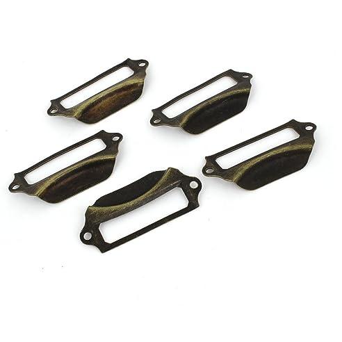 Nachzieh-Griffe für Schränke, Schubladen und Türen, Stil A Etikett ...