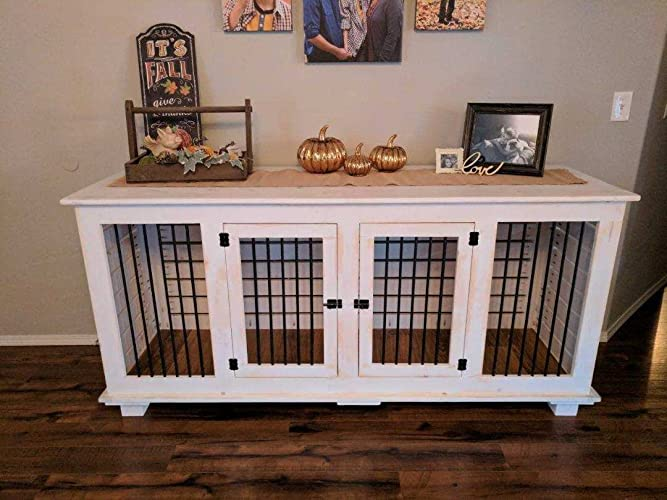 Amazon.com: Custom Indoor Kennel Furniture for you Dog/Pets Home ...