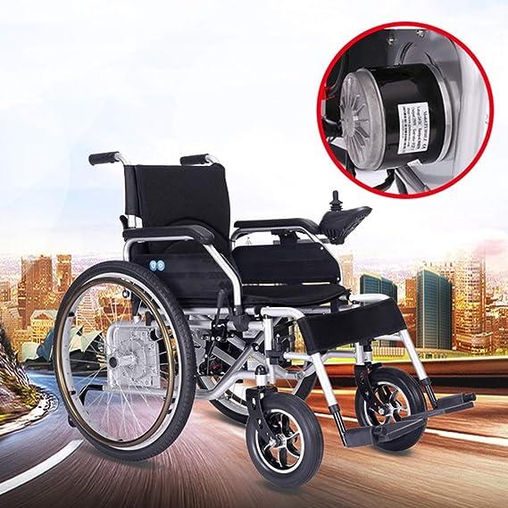 Batería de Litio Energizado por Plegable Eléctrico Silla de ruedas Ligero Mayor Discapacitado Inteligente Cuatro rondas Scooter por MAG.