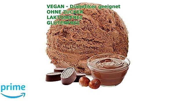 1 kg de helado de sabor en polvo de turrón de chocolate vegetariana - Azúcar - LACTOSA - GLUTEN - baja en grasa, leche en polvo helado de helado suave en ...