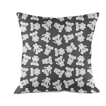 Amazon.com: YUIUYID - Funda de cojín para sofá de perro con ...