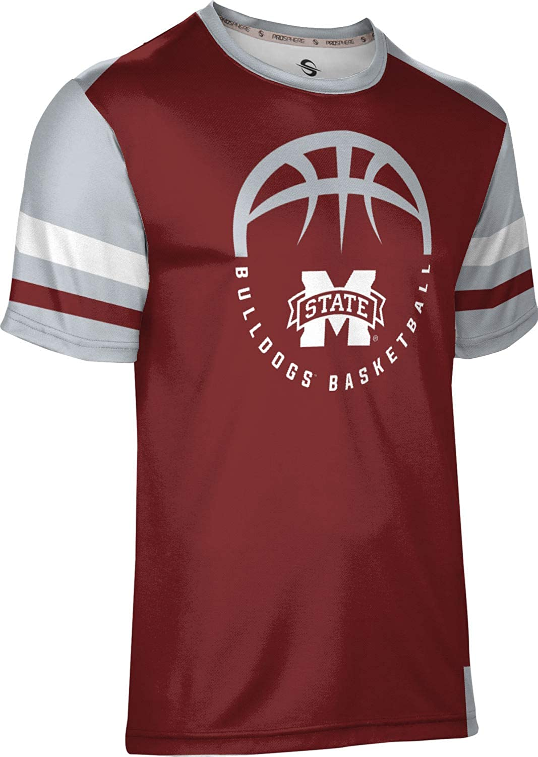 Old School ProSphere Mississippi State University Basketball Boys Performance T-Shirt