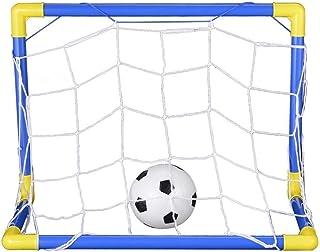 120/x 80/x 80/cm; montaggio automatico Goal Star Pop-Up pieghevole con borsa per il trasporto porta da calcio