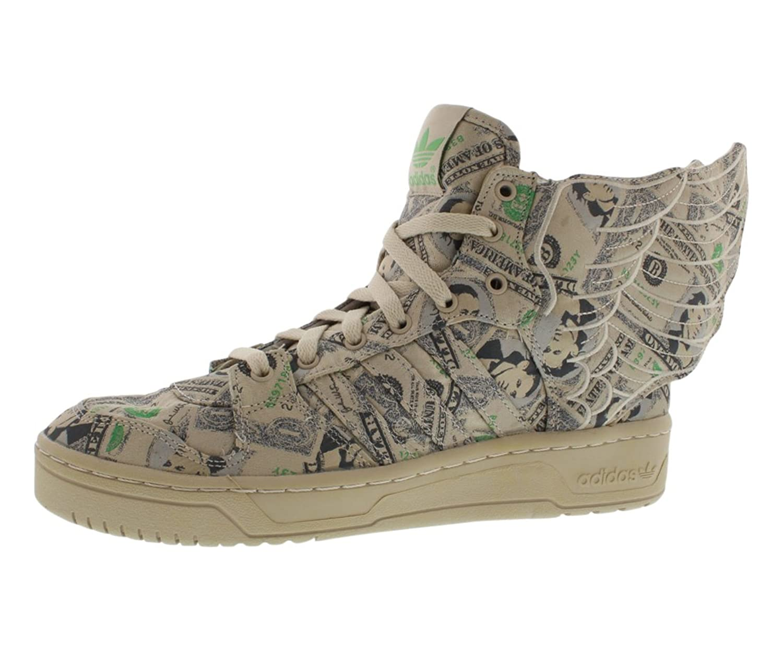 adidas Jeremy Scott Wings 2.0 Money White Vapour/Aloe G95773