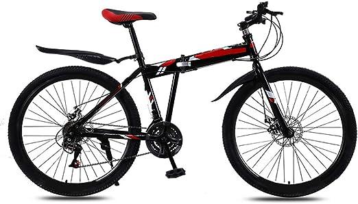 TXTC 21 Bicicletas De Montaña Velocidad, Bicicleta Plegable De ...