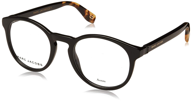 Amazon.com: Marc 352 807 Jacobs Marc - Gafas redondas de ...