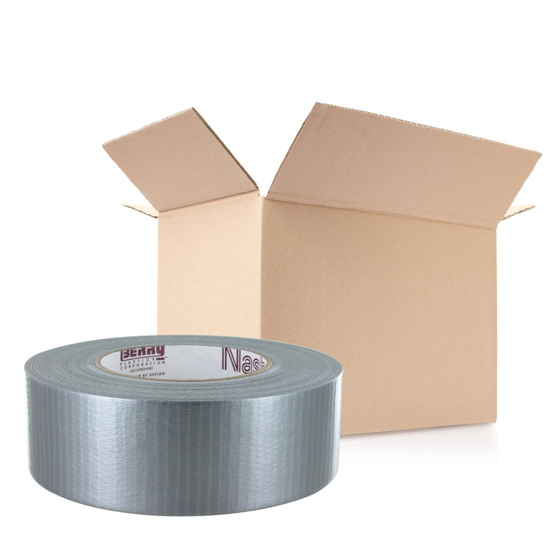 Nashua 2280 Duct Tape 2 in x 60 yd - Silver - 24 Pack