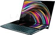 Asus ZenBook Pro Duo UX581GV (Laptop Gamer) i9-9980HK tela 15' UHD RTX 2060 SSD 1Tb NVMe RAM 32Gb