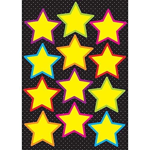Ashley Productions Stars Die-Cut (Die Cut Star Shape)