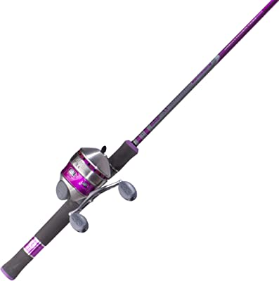 Zebco 33 Spincast Reel and Fishing Rod