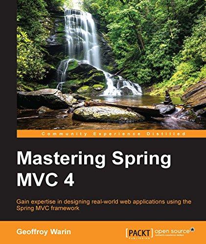 Download Mastering Spring MVC 4 Pdf