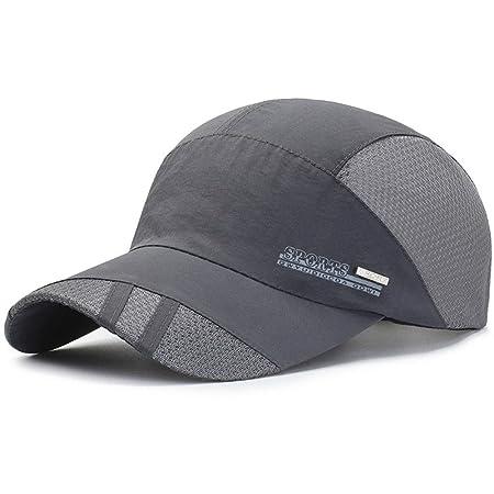 NgMik Gorra de béisbol Nice Hat Unisex de Malla Transpirable Gorra ...