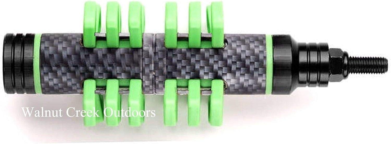 Black Tactical Lime Green Pine Ridge Nitro Stabilizer 5.5