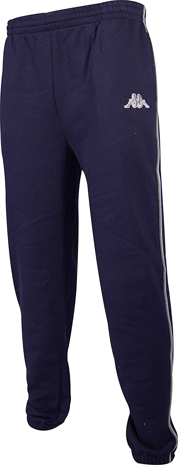 Kappa Sport Fleece Mens Joggers - Navy-S