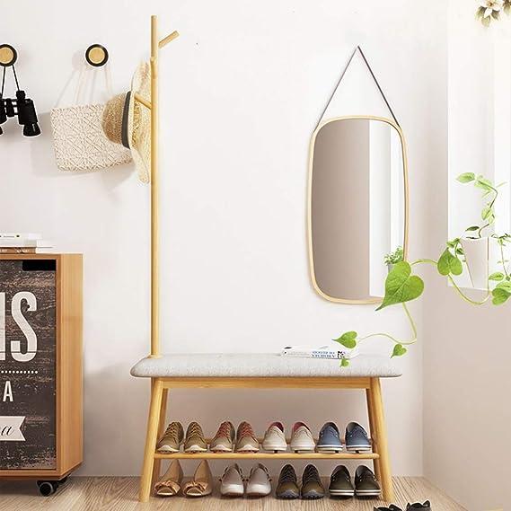 Amazon.com: Banco de almacenamiento para cambiar zapatos ...