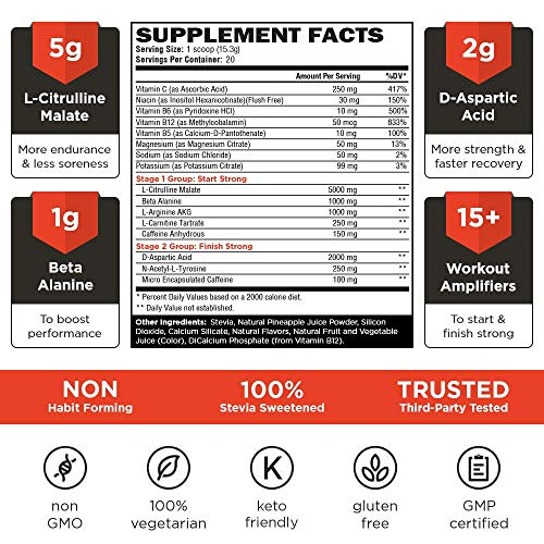 Buy pre workout supplement for men