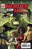 img - for Heroes for Hire (Vol 2) # 11 - World War Hulk ( Original American COMIC ) book / textbook / text book