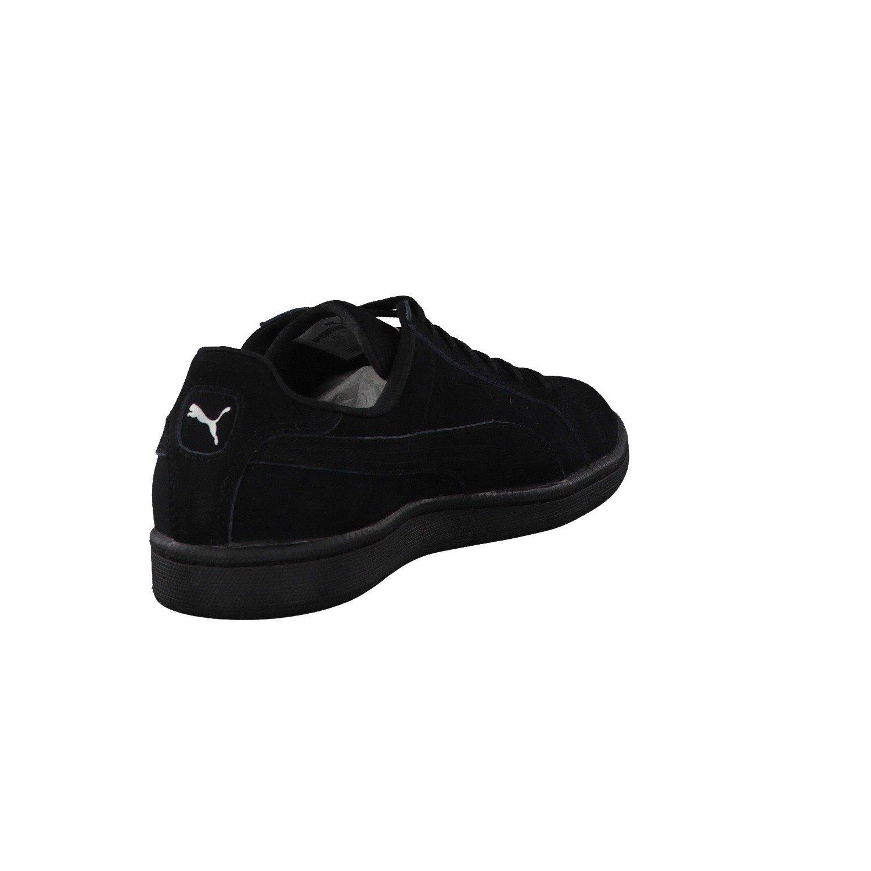 7b626ee570cc Puma Herren Sneaker Smash Buck Mono 362836 Puma Black 41  Amazon.de  Schuhe    Handtaschen