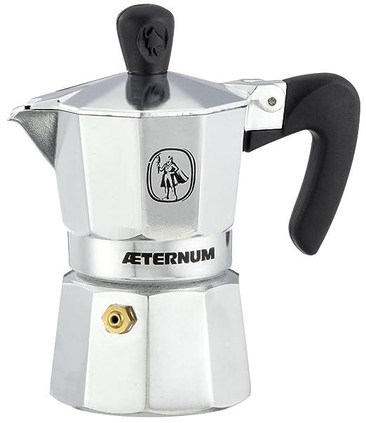Aeternum Moka Sprint - Cafetera italiana, 1 taza: Amazon.es: Hogar