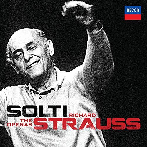 Solti - Richard Strauss - The Operas