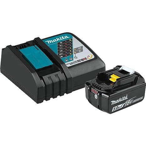 Makita BL1820BDC1 - Batería compacta de iones de litio y ...