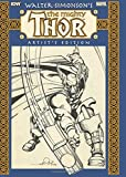 Walter Simonson's The Mighty Thor: Artist's Edition HC
