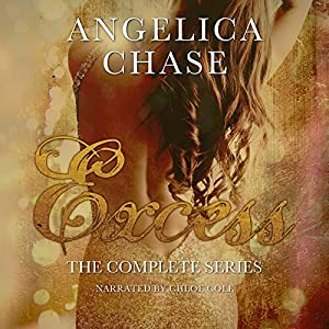 The Excess Series Complete Box Set Audiobook
