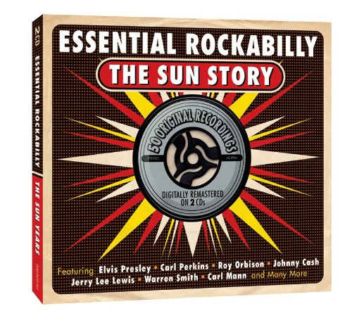 Essential Rockabilly Story Various Artists product image