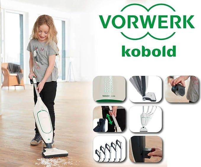 Happy People 15006 Vorwerk Kobold - Aspiradora: Amazon.es ...
