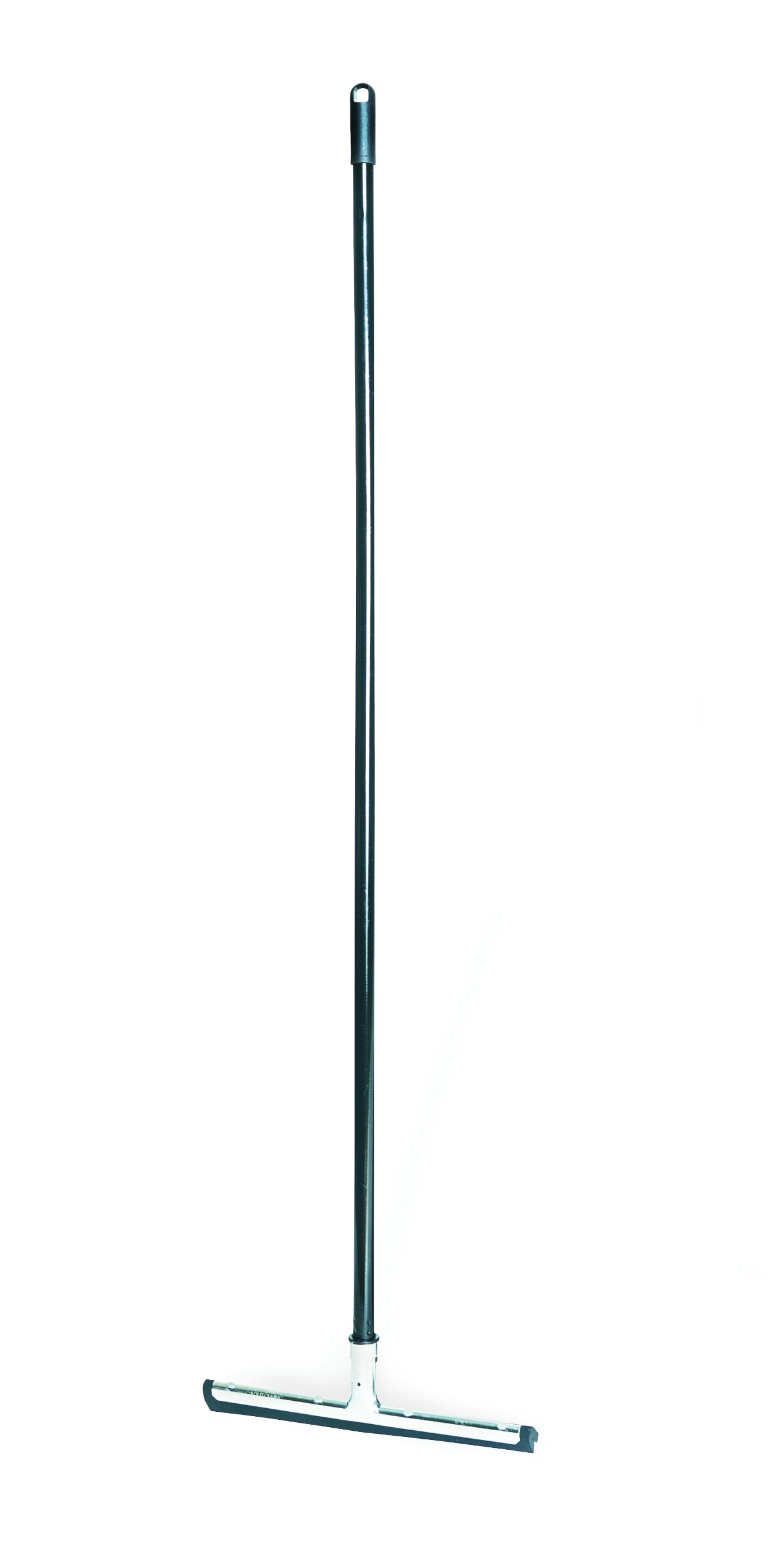 Rubbermaid Commercial Lobby Pro Wet/Dry Cleaning Wand Floor Squeegee, Black