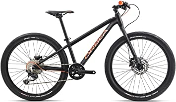 Orbea MX 20 pulgadas Team Disc Niños Bicicleta de montaña 9 ...