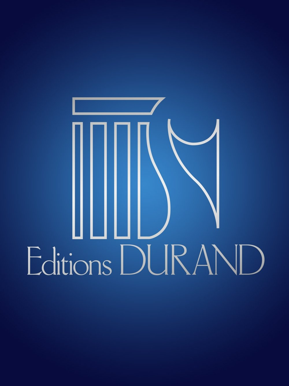 Editions Durand Intro. & Allegro Harpe/piano (Piano Solo) Editions Durand Series by Editions Durand